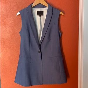 Banana Republic Suit Vest, worn once &dry cleaned!